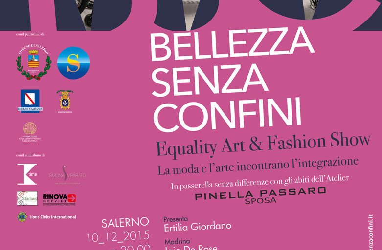 Bellezza Senza Confini - Conferenza Stampa Salerno